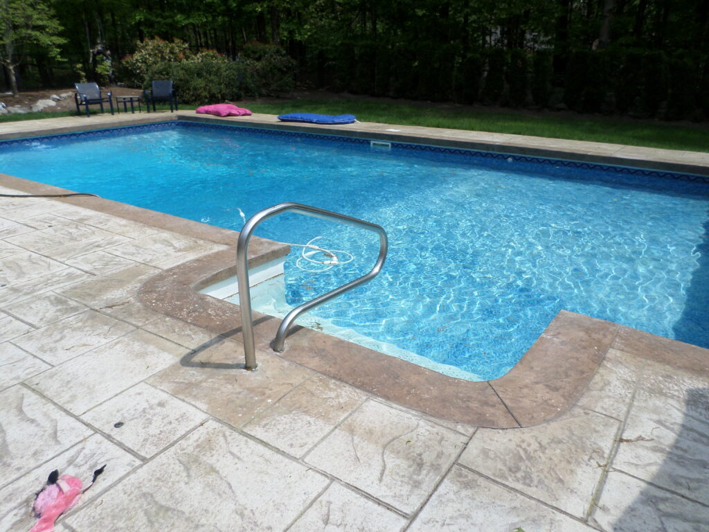 Pool Deck Cleaning – Bristol County Sealing Company